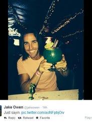 Jake Owen tweet.JPG