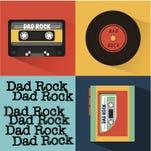 Dad Rock logo