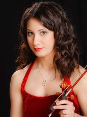 Catherine Manoukian will perform at the Nevada Chamber Music Festival in late December.