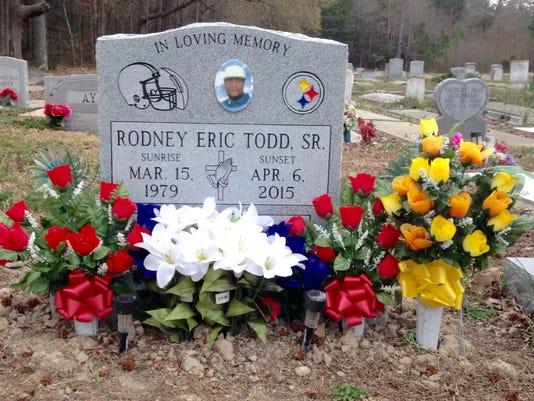Remembering the Todds