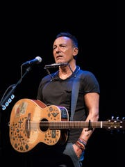 Bruce Springsteen in 'Springsteen on Broadway.'