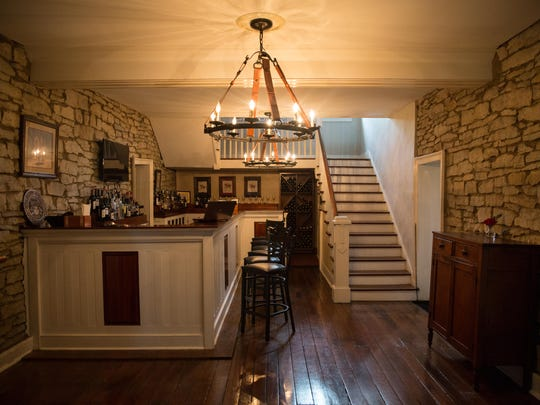 The Old Stone Inn in Simpsonville has been restored by Christopher Kayrouz.