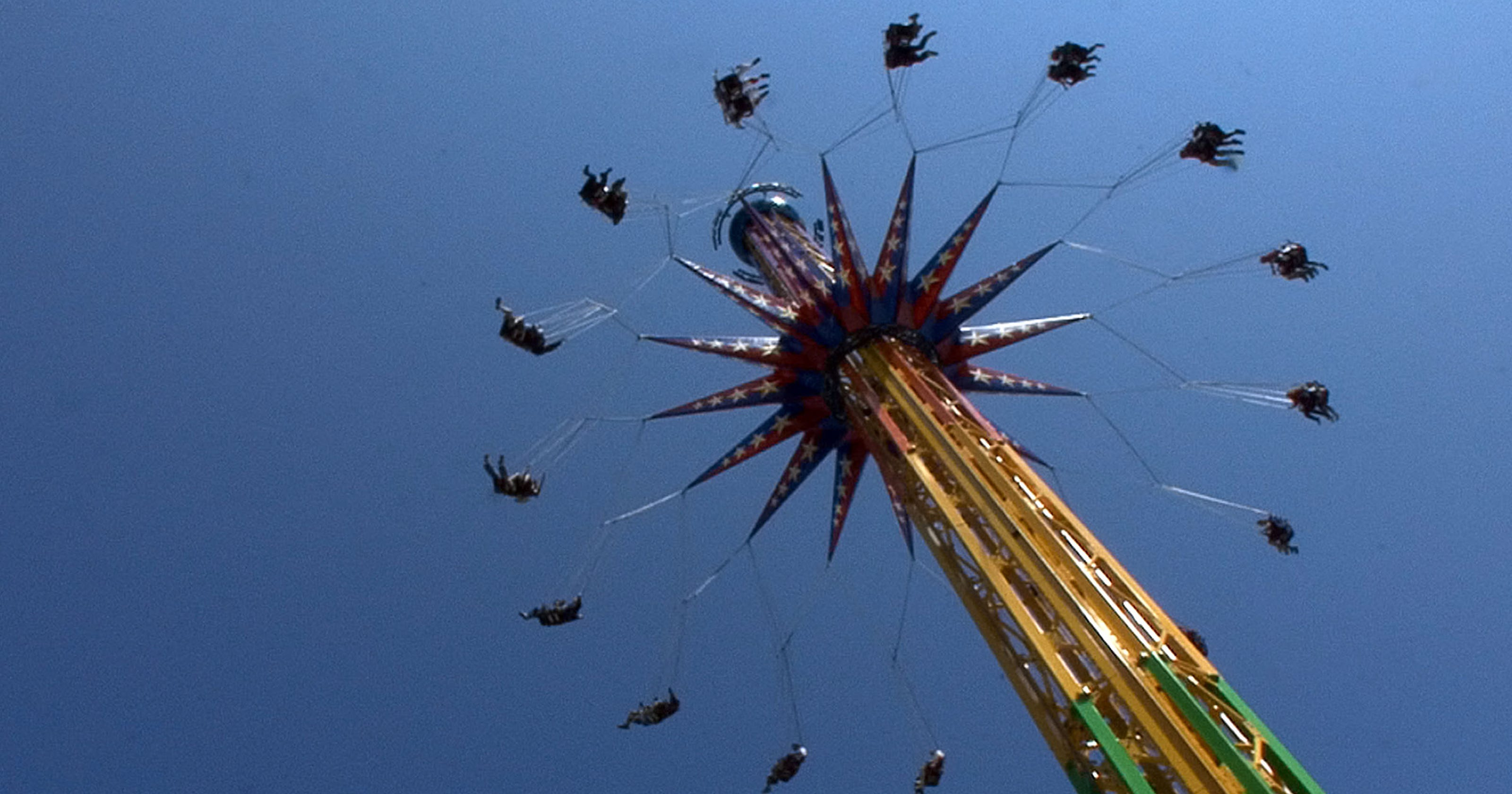 Six Flags Great Adventure ride SkyScreamer stuck after emergency stop