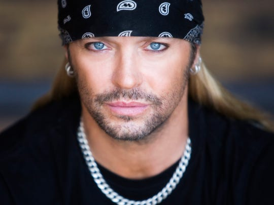 Bret Michaels is part of the Rockin' on the Riverfront lineup.