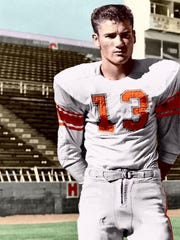 Don Maynard in his UTEP uniform
