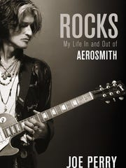 'Rocks: My Life In and Out of Aerosmith' by Joe Perry