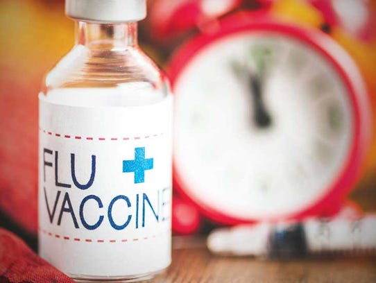 The flu vaccine for the 2016-17 season was just 42 percent effective, but it still saved an estimated 2,900 lives.