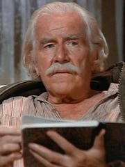 Will Geer in 'The Waltons'