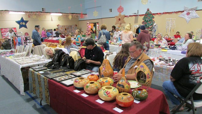 The Glad Tidings Church is hosting its 11th annual Holiday Bazaar at the church fellowship hall this weekend in Silver City.