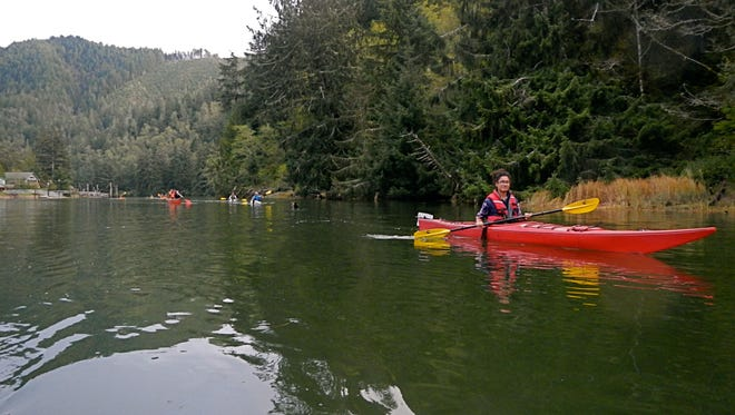 The U.S. Fish and Wildlife Service is offering guided kayak trips into Siletz Bay National Wildlife Refuge beginning June 12.