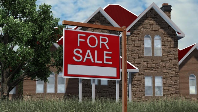 A home for sale