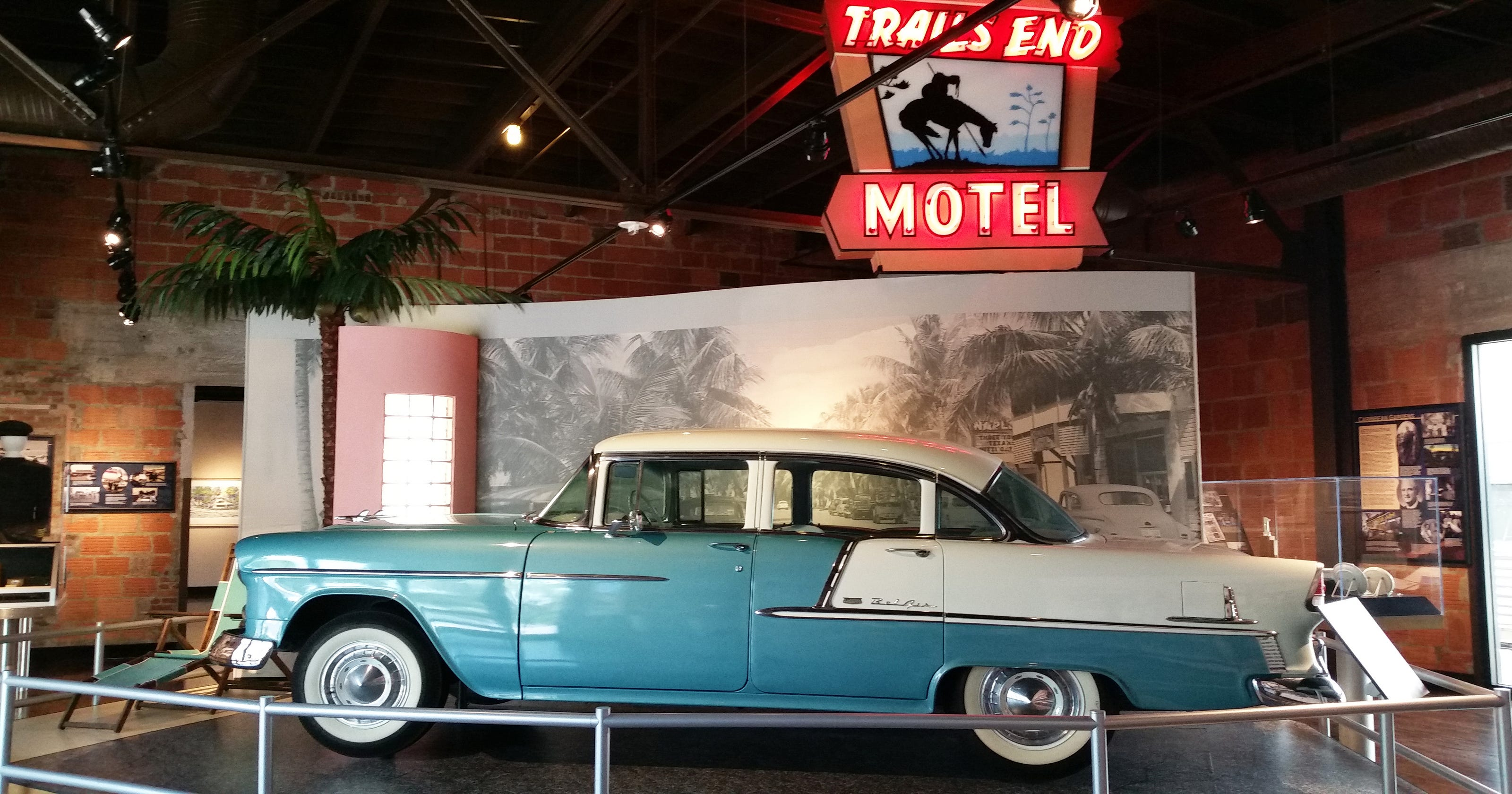 Museums To Visit In Southwest Florida - Edison car show ft myers