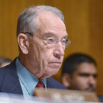 Grassley to hold hearing on agriculture mergers next month