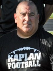 Kaplan Head Coach Stephen Loteif has a career record