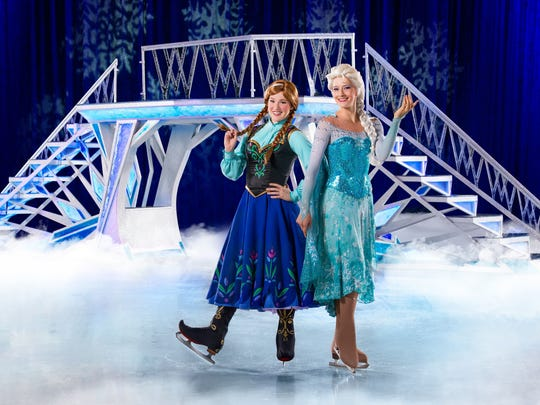Disney on Ice presents Frozen will come to Knoxville Oct. 24-28.