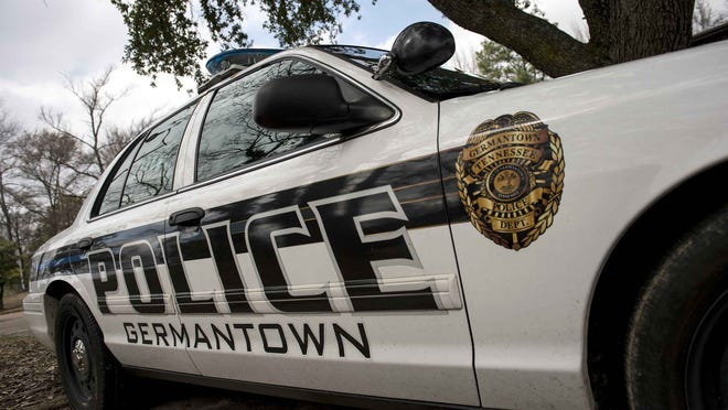 March 4, 2016 - Germantown police. (Brandon Dill/Special to The Commercial Appeal)