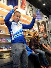 Raul Sosa, a 10-time Ironman finisher, explains how