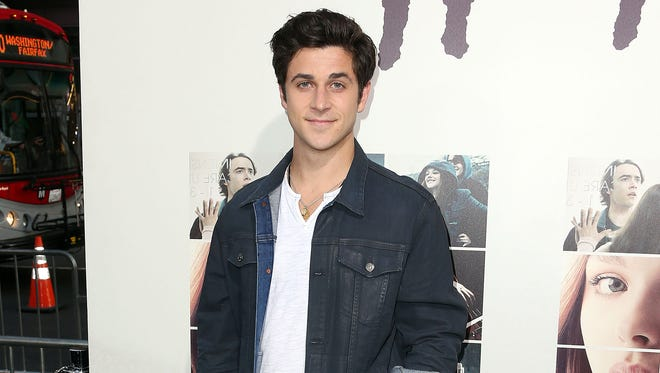 David Henrie in August 2014 in Hollywood