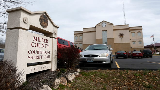 The Miller County Jail, nearly two hours away in Tuscumbia