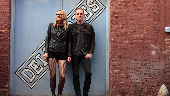 The Both, featuring Aimee Mann and Ted Leo