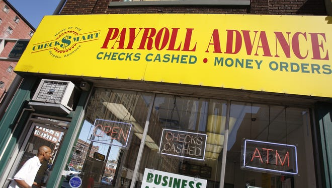 Federal authorities are accepting public comments on proposed new rules for payday loans until November.