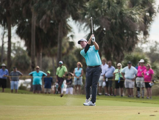 Joe Durant will be back to defend his Chubb Classic title, although the tournament has moved from TwinEagles to The Classics at Lely Resort, where it will be played next week.