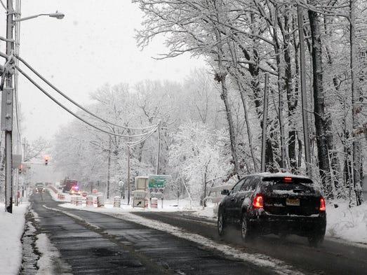 Watch Snow Snarls Friday Morning Commute