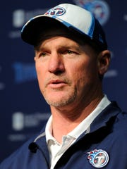 Titans coach Ken Whisenhunt named three areas in which he wants to see the Titans improve.