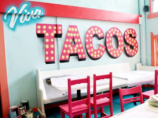 The new White Duck Taco location in South Asheville opens for lunch at 11:30 a.m. July 11 at 16 Miami Circle.