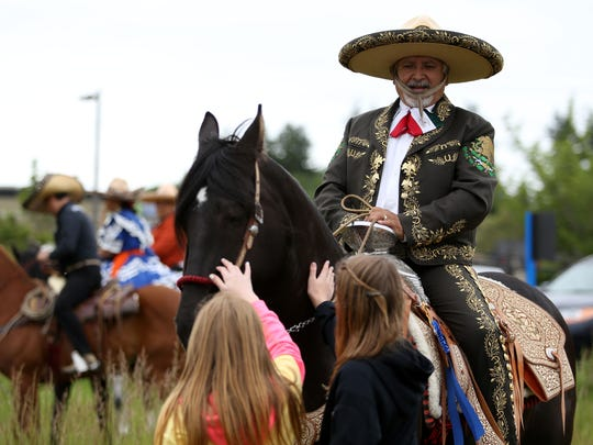The parade is one of the Keizer Iris Festival's featured events. It takes place 10:30 a.m. Saturday, May 21.