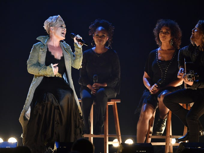 Pink will be launching her tour in Phoenix March 1,