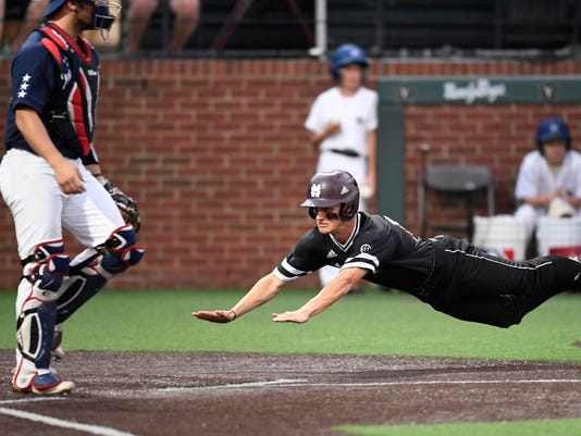 NCAA BASEBALL: Mississippi State at Vanderbilt