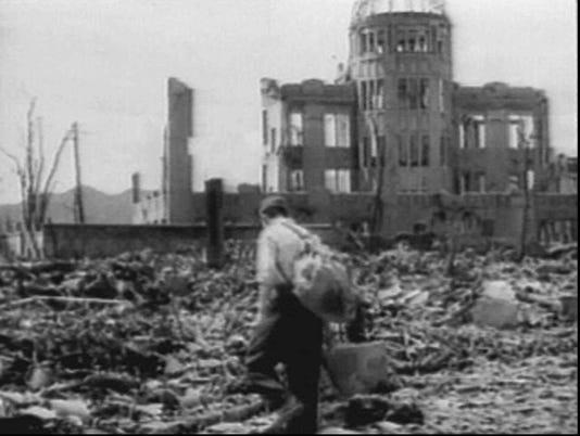 HIROSHIMA ATOMIC-BOMBING DOME