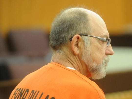 Dennis Brantner faces a hearing on May 22.