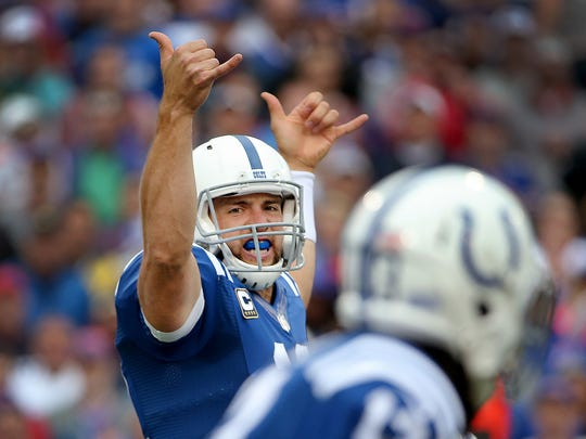 Andrew Luck's new contract is 'team-friendly' according to owner Jim Irsay.