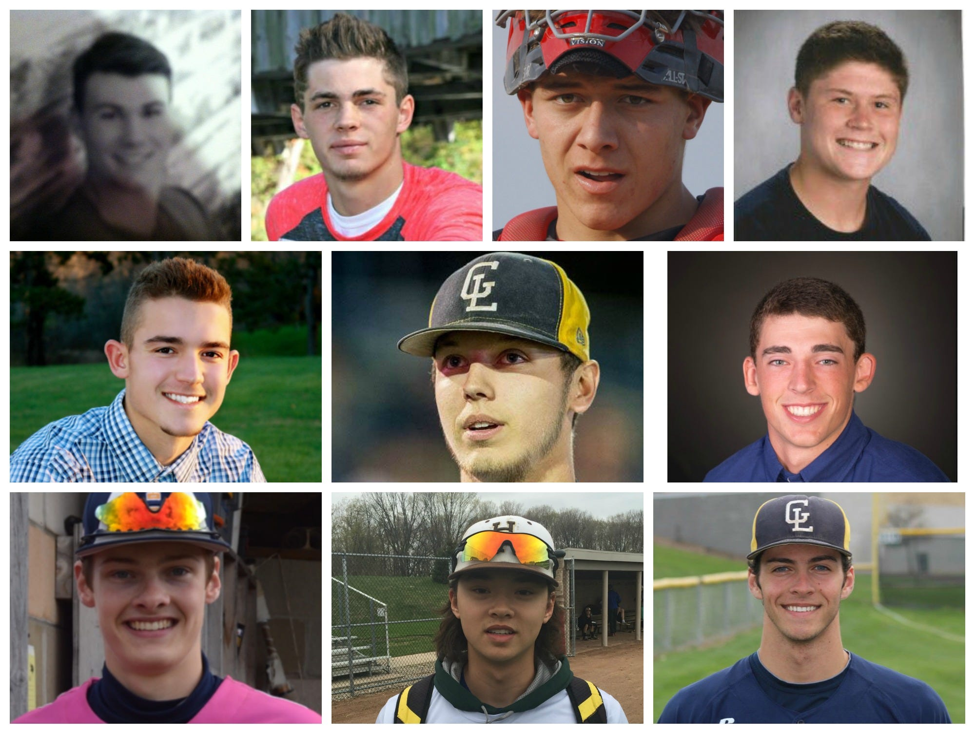 A look at the top baseball performers in the Lansing area from this spring.