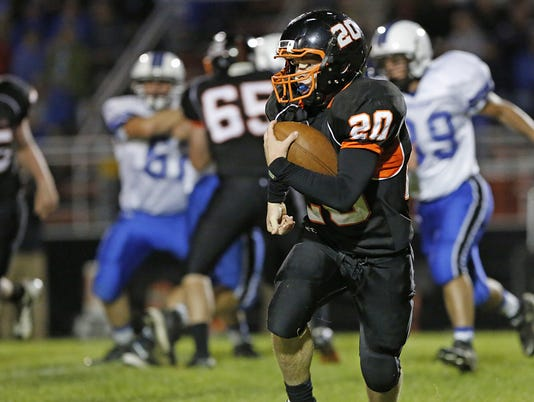 North Fond du Lac football