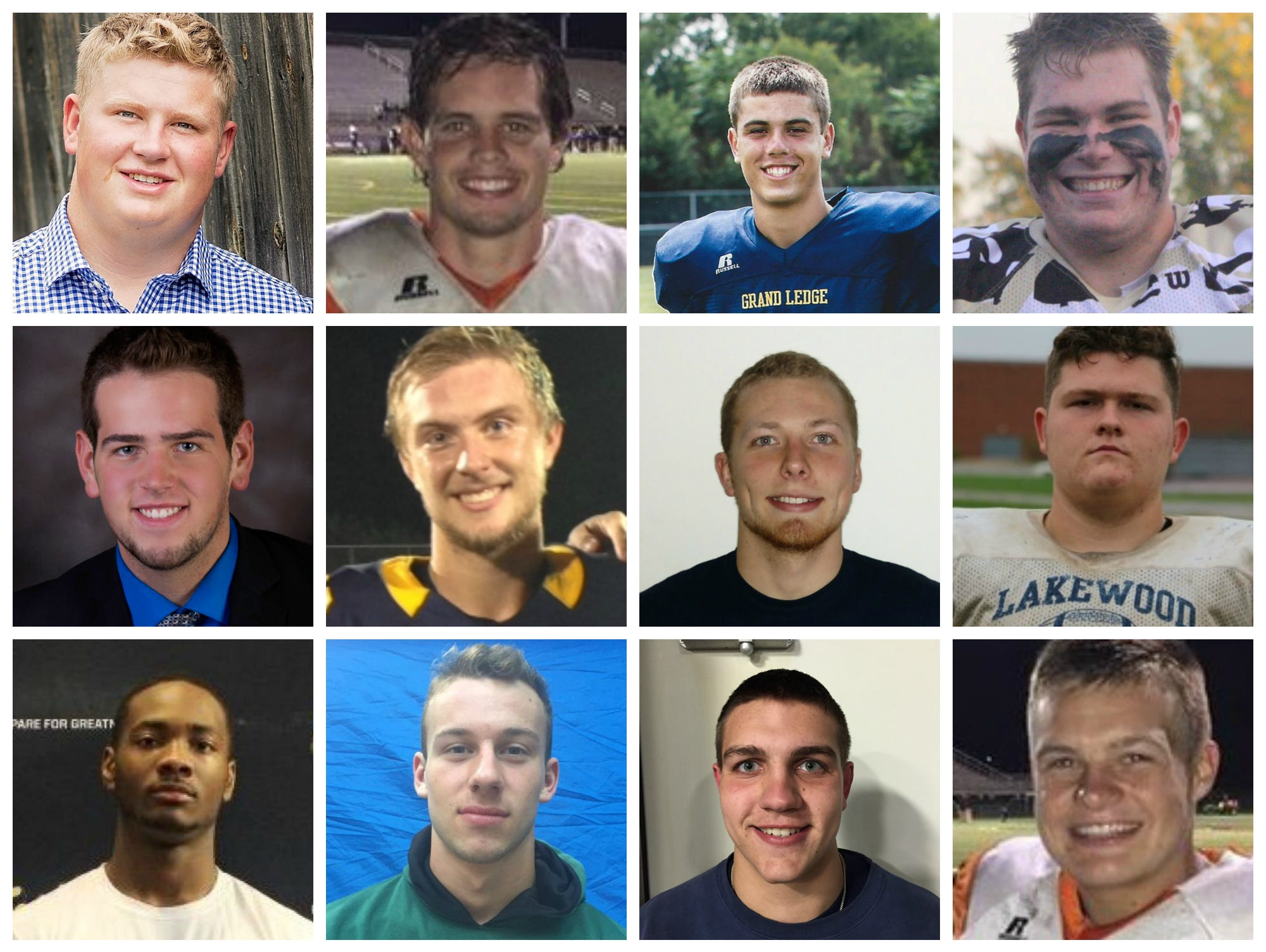 Here is a look at the LSJ football Dream Team.