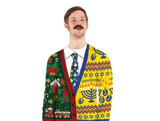 Christmas/Hanukkah Sweater