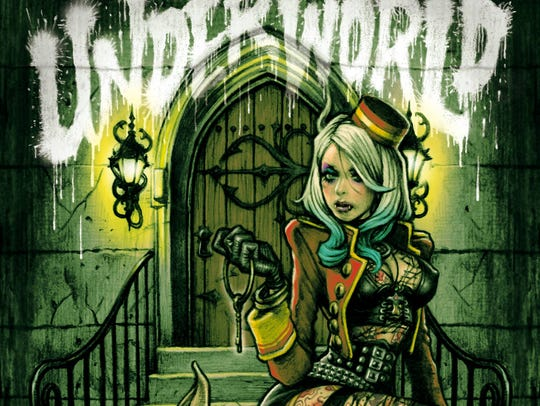 Underworld album by VAMPS.