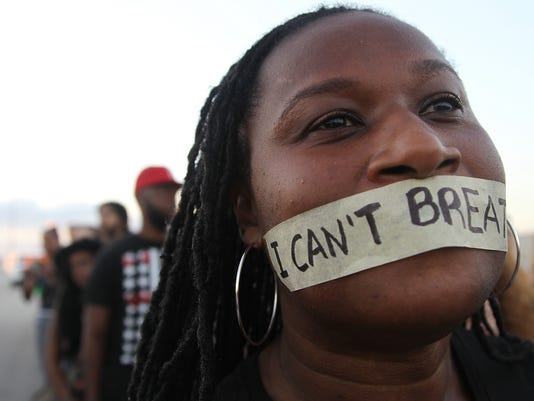 AP KILLINGS BY POLICE-PROTESTS A USA FL