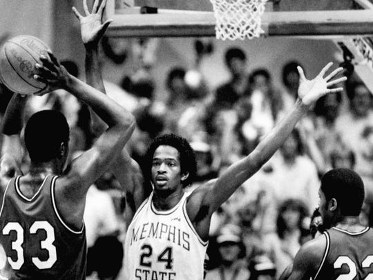 24 – Keith Lee, Memphis (1981-85): Lee is the Tigers'