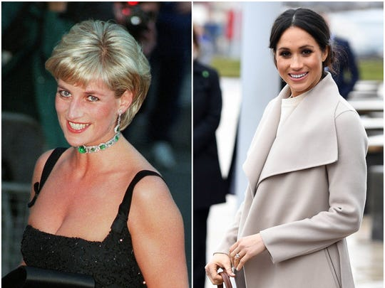 While Princess Diana often carried clutches to accessorize,