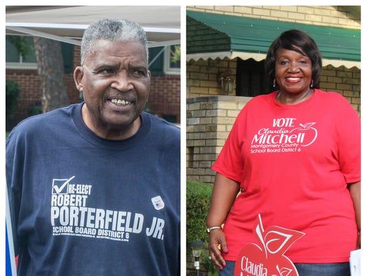 Mitchell/Porterfield