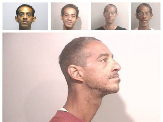 George Tribune might have the most drunken driving arrests in Ohio. His 20th OVI came in Warren County when he had two jobs and was living in his car. These are some of his mugshots.