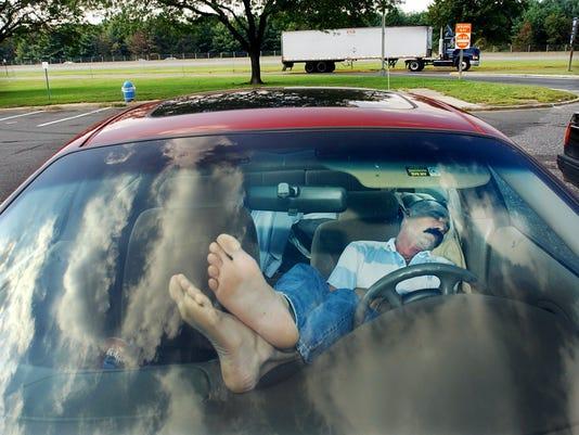 AP Drowsy Driving