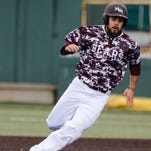 Leadoff hitter Dylan Becker, one of six seniors on Missouri State's roster, is hitting .318 with 37 RBIs.
