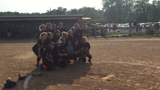 The Upper Dauphin Trojans overwhelmed the defending champions, beating the Fairfield Knights by a score of 12-1 on May 29, 2018.