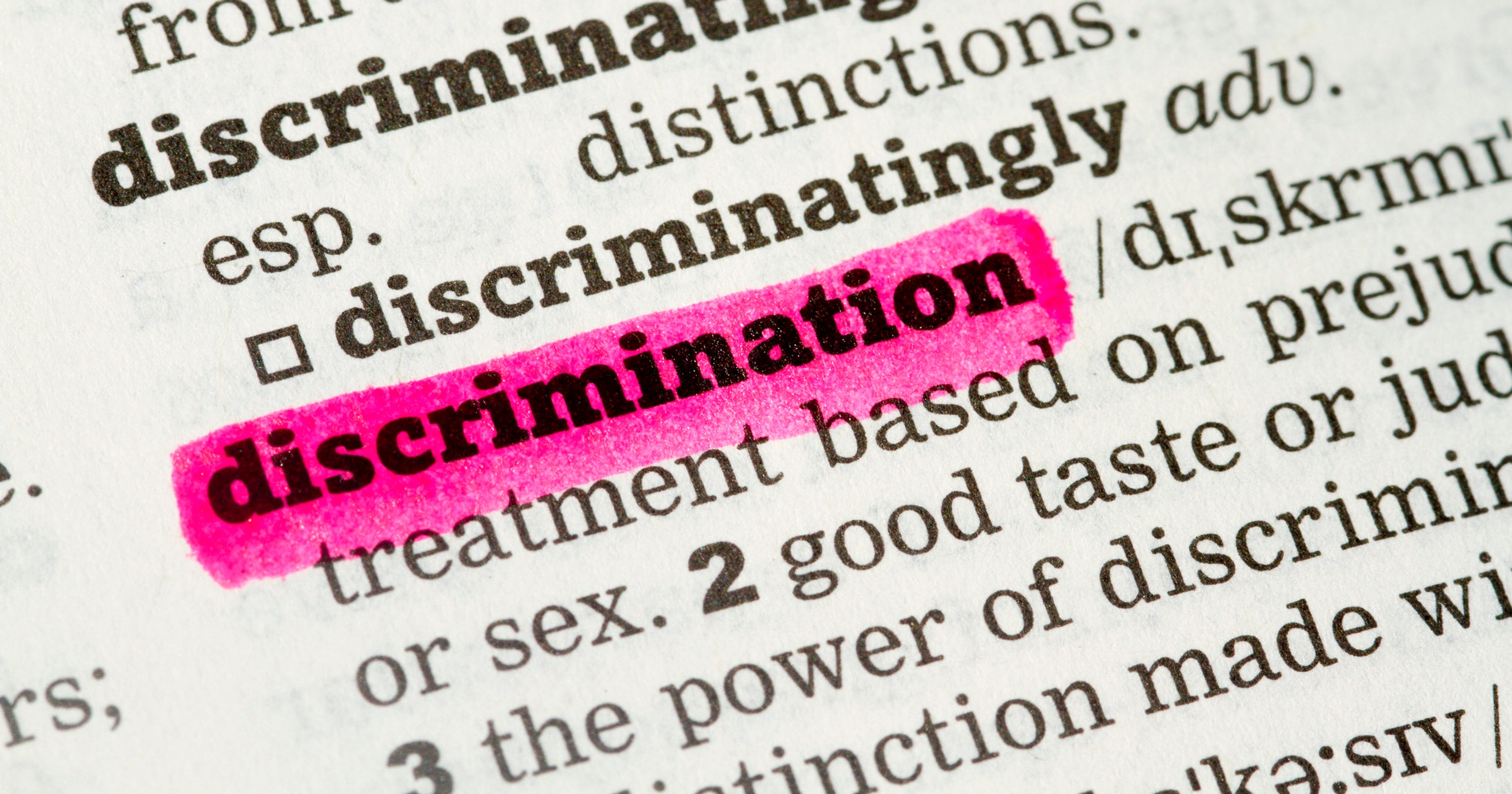How a company got away with employment discrimination