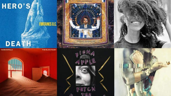 Some of the best albums of 2020, according to West Michigan musicians.
